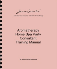 Aromatherapy Home Spa Party Consultant, Jennifer Hochell Pressimone