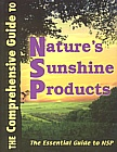 The Comprehensive Guide to Nature's Sunshine Products by Steven Horne