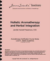 Holsitic Aromatherapy and Herbal Integration, Jennifer Hochell